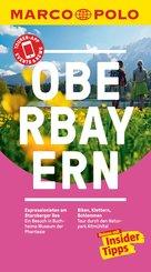 MARCO POLO Reiseführer Oberbayern (eBook, ePUB)