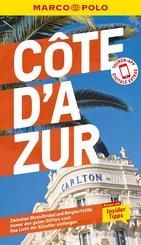 MARCO POLO Reiseführer Cote d'Azur (eBook, ePUB)