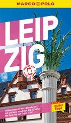 MARCO POLO Reiseführer Leipzig (eBook, ePUB)