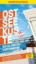 MARCO POLO Reiseführer Ostseeküste, Mecklenburg-Vorpommern (eBook, ePUB)