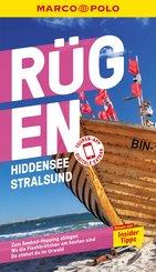 MARCO POLO Reiseführer Rügen, Hiddensee, Stralsund (eBook, ePUB)