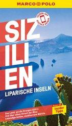 MARCO POLO Reiseführer Sizilien, Liparische Inseln (eBook, ePUB)