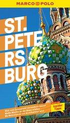 MARCO POLO Reiseführer St Petersburg (eBook, ePUB)