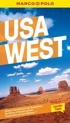 MARCO POLO Reiseführer USA West (eBook, ePUB)