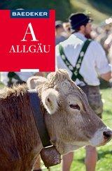 Baedeker Reiseführer Allgäu (eBook, PDF)