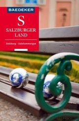 Baedeker Reiseführer Salzburger Land, Salzburg, Salzkammergut (eBook, PDF)