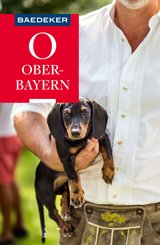 Baedeker Reiseführer Oberbayern (eBook, PDF)