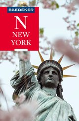 Baedeker Reiseführer New York (eBook, ePUB)