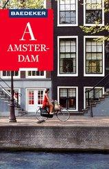 Baedeker Reiseführer Amsterdam (eBook, ePUB)