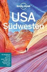 Lonely Planet Reiseführer USA Südwesten (eBook, ePUB)
