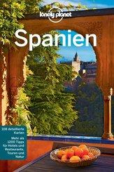 Lonely Planet Reiseführer Spanien (eBook, ePUB)