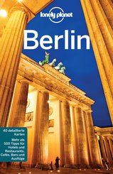 Lonely Planet Reiseführer Berlin (eBook, ePUB)