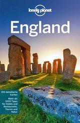 Lonely Planet Reiseführer England (eBook, ePUB)
