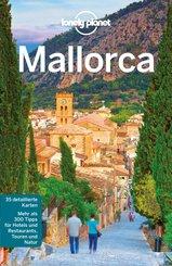 Lonely Planet Reiseführer Mallorca (eBook, PDF)