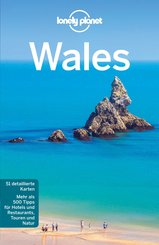 Lonely Planet Reiseführer Wales (eBook, PDF)