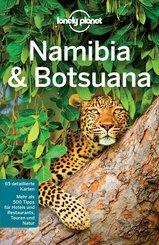 Lonely Planet Reiseführer Namibia, Botsuana (eBook, PDF)