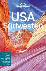 Lonely Planet Reiseführer USA Südwesten (eBook, PDF)