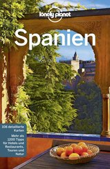Lonely Planet Reiseführer Spanien (eBook, PDF)