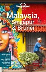Lonely Planet Reiseführer Malaysia, Singapur, Brunei (eBook, PDF)