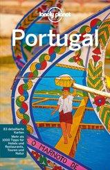 Lonely Planet Reiseführer Portugal (eBook, PDF)
