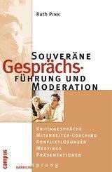 Souveräne Gesprächsführung und Moderation (eBook, ePUB)