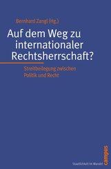 Auf dem Weg zu internationaler Rechtsherrschaft? (eBook, PDF)