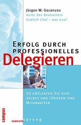 Erfolg durch professionelles Delegieren (eBook, PDF)