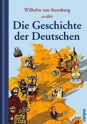 Die Geschichte der Deutschen (eBook, PDF)