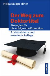 Der Weg zum Doktortitel (eBook, ePUB)