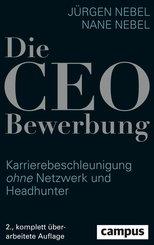 Die CEO-Bewerbung (eBook, ePUB)