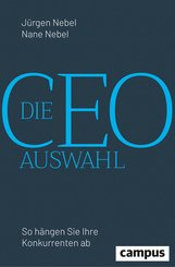 Die CEO-Auswahl (eBook, ePUB)