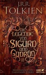 Die Legende von Sigurd und Gudrún (eBook, ePUB)