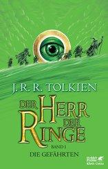 Der Herr der Ringe -  Die Gefährten (eBook, ePUB)