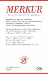 MERKUR Gegründet 1947 als Deutsche Zeitschrift für europäisches Denken - 2021-06 (eBook, ePUB)