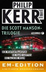 Die Scott Manson Trilogie (eBook, ePUB)
