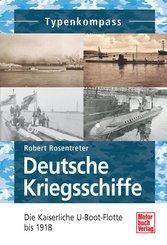 Deutsche Kriegsschiffe (eBook, ePUB)