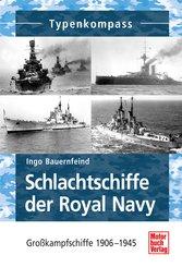 Schlachtschiffe der Royal Navy (eBook, ePUB)