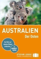 Stefan Loose Reiseführer Australien, Der Osten (eBook, PDF)