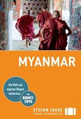 Stefan Loose Reiseführer Myanmar (eBook, PDF)