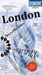 DuMont direkt Reiseführer London (eBook, PDF)