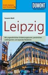 DuMont Reise-Taschenbuch Reiseführer Leipzig (eBook, PDF)