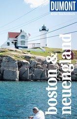 DuMont Reise-Taschenbuch Reiseführer Boston & Neuengland (eBook, PDF)