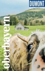 DuMont Reise-Taschenbuch Reiseführer Oberbayern (eBook, PDF)