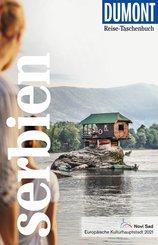 DuMont Reise-Taschenbuch Serbien (eBook, PDF)