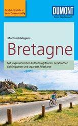 DuMont Reise-Taschenbuch Reiseführer Bretagne (eBook, ePUB)