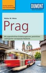 DuMont Reise-Taschenbuch Reiseführer Prag (eBook, ePUB)