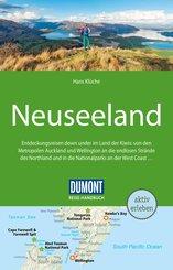 DuMont Reise-Handbuch Reiseführer Neuseeland (eBook, PDF)