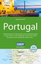 DuMont Reise-Handbuch Reiseführer Portugal (eBook, PDF)