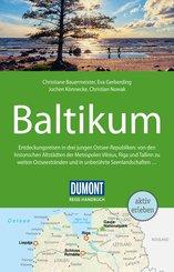 DuMont Reise-Handbuch Reiseführer Baltikum, Litauen, Lettland (eBook, PDF)