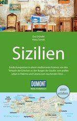 DuMont Reise-Handbuch Reiseführer Sizilien (eBook, PDF)
